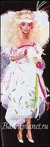 одежда для куклы Барби рокер