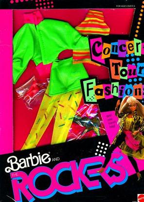фирменная одежда для Барби
