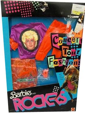 костюм Mattel