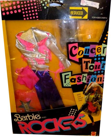 аутфит для куклы Барби