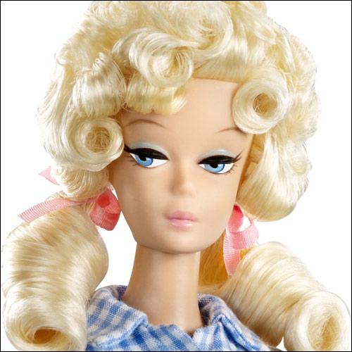 Коллекционная кукла барби beverly hillbillies