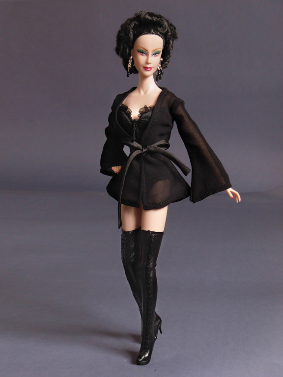 Коллекционная кукла Joe Tai Эн