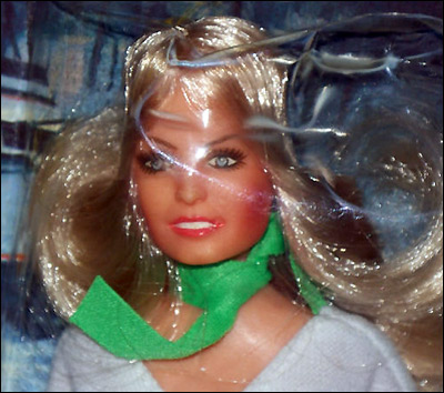 кукла Хасбро Hasbro Фарра Фосетт 1977 Ангелы Чарли