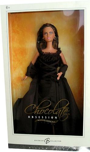 коллекционная кукла Барби Шоколадная Идея Chocolate Obsession