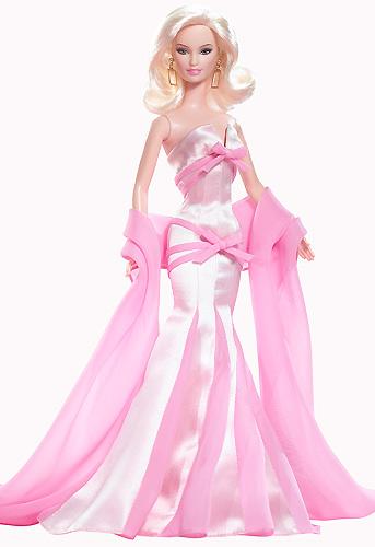 коллекционная кукла Барби Розовый Грейпфрут