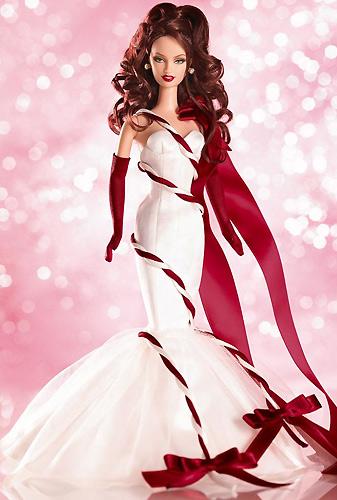 коллекционная кукла Барби Мята