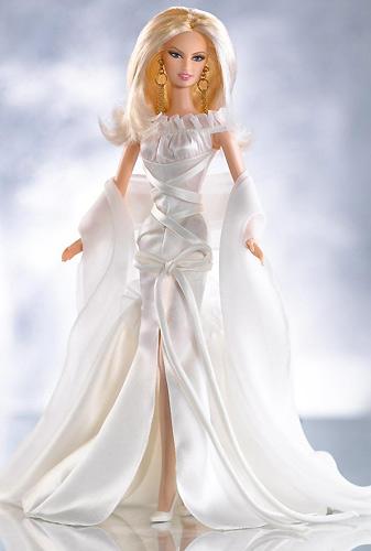 коллекционная кукла Барби Белый Шоколад