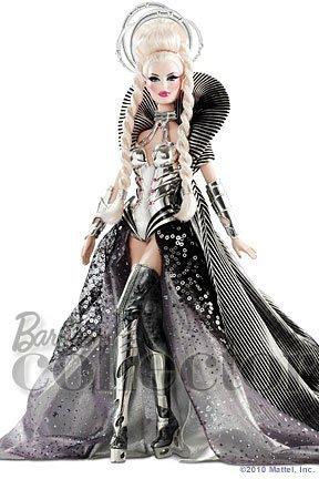 Клубная коллекционная кукла Барби Goddess of the Galaxy