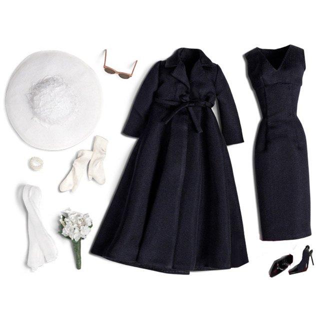Набор одежды коллекционной куклы Грейс Келли Silkstone Grace Kelly Trousseau