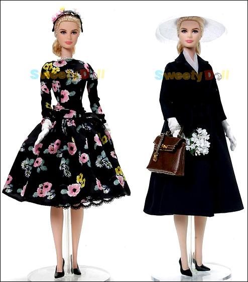 набор коллекционная кукла Грейс Келли Grace Kelly Trousseau