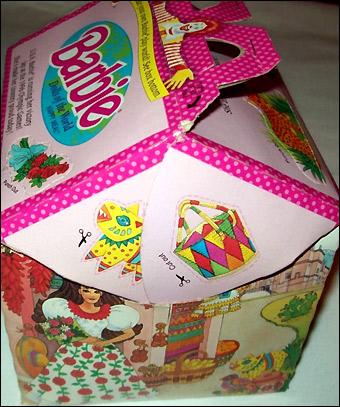 коробка упаковка Happy Meal