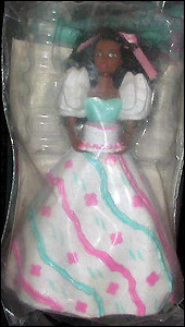 фигурки игрушки Happy Meal Barbie