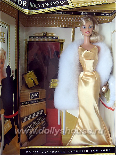 Коллекционная кукла Барби Hooray for Hollywood