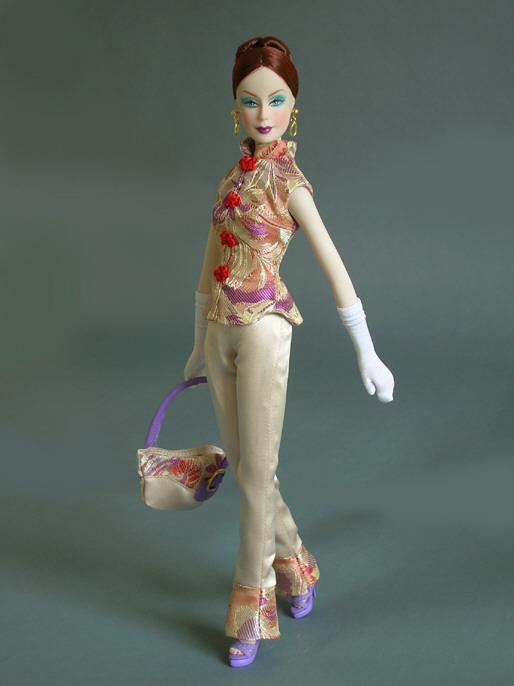 Коллекционная кукла Ингрид Ingrid Joe Tai