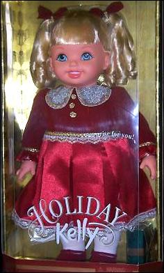 большая кукла Келли 40 см