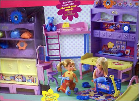 Набор спальня для куклы
