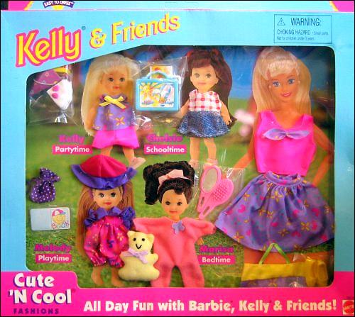 Kelly Cute n Cool набор одежды для куклы