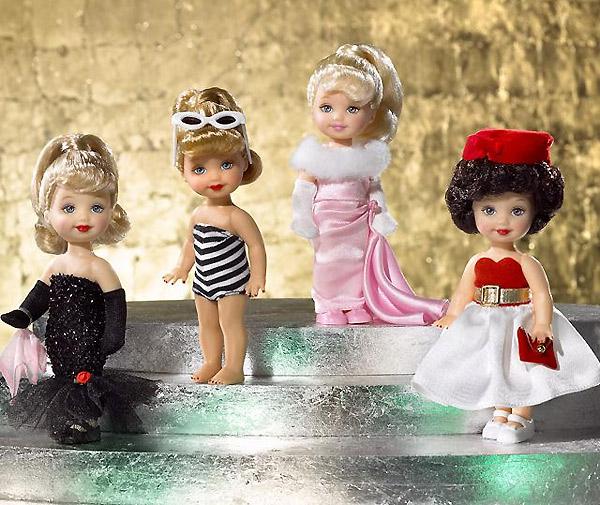 коллекционные куклы Келли Kelly Nostalgic Favorites