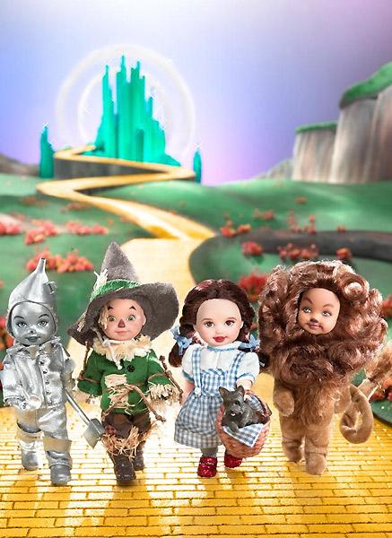 Куклы Волшебник Изумрудного Города Wizard of Oz