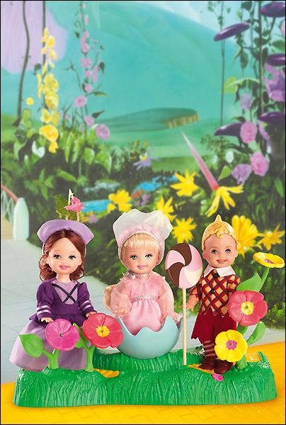 куклы Келли и друзья Kelly Mattel
