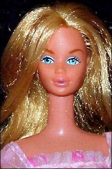винтажная кукла Барби Kissing Barbie