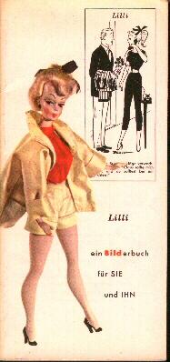 Кукла Лилли до Барби