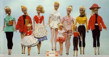 наряды куклы Bild Lilli