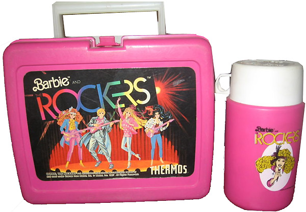 ланчбокс коробка для завтраков Барби