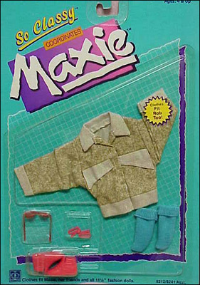 одежда для кукол Maxie 80-е