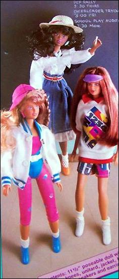 промо-фото кукол Maxie