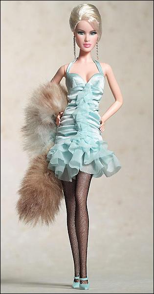 коллекционная кукла Daria Celebutante Дарья Селебутанте