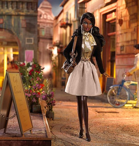 коллекционная кукла Барби Милан Best Models on Location Milan