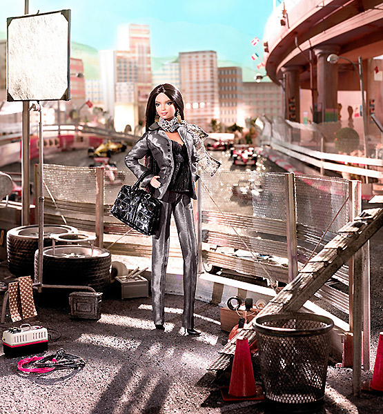 коллекционная кукла Барби Монте Карло Best Models on Location Milan