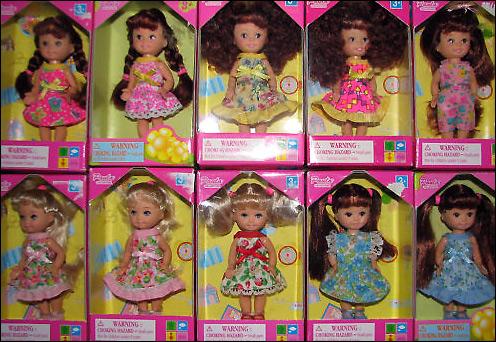 куклы Полины