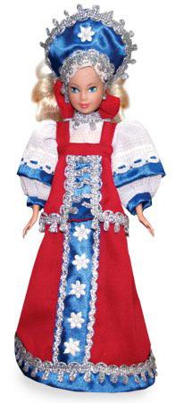 Кукла Мария фабрики Весна в Кирове