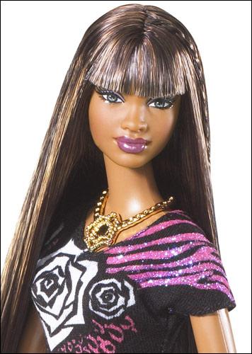 темнокожая кукла So In Style Grace
