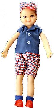 Mattel кукла Тодд Todd