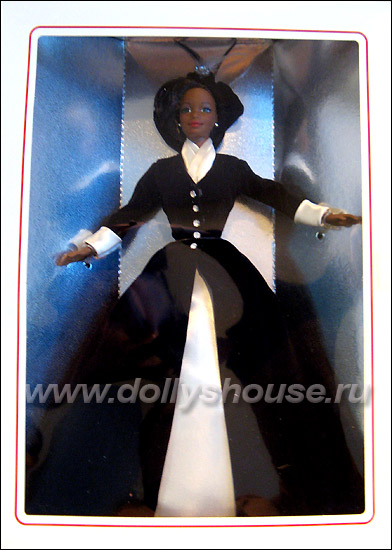 фото Барби коллекционная дизайнерская ретро