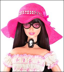 Коллекционная Барби Анна Суи