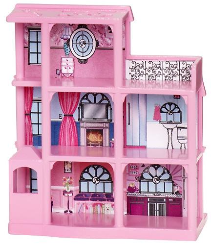 Объявлен конкурс на новый Дом Мечты для куклы Барби
