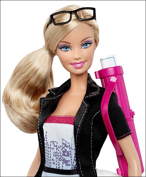 Премьера Барби «Я Могу Стать Архитектором» состоится в Американском институте архитекторов