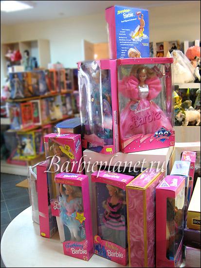 Дни Барби в Санкт-Петербурге начались!