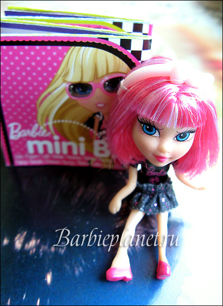 кукла мини Барби Mini B