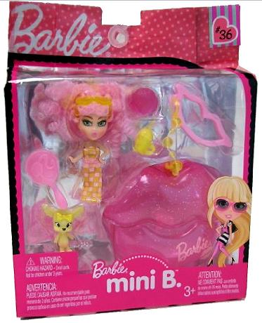 карманная маленькая кукла mini B мини Барби