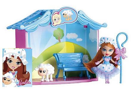 мини кукла Барби