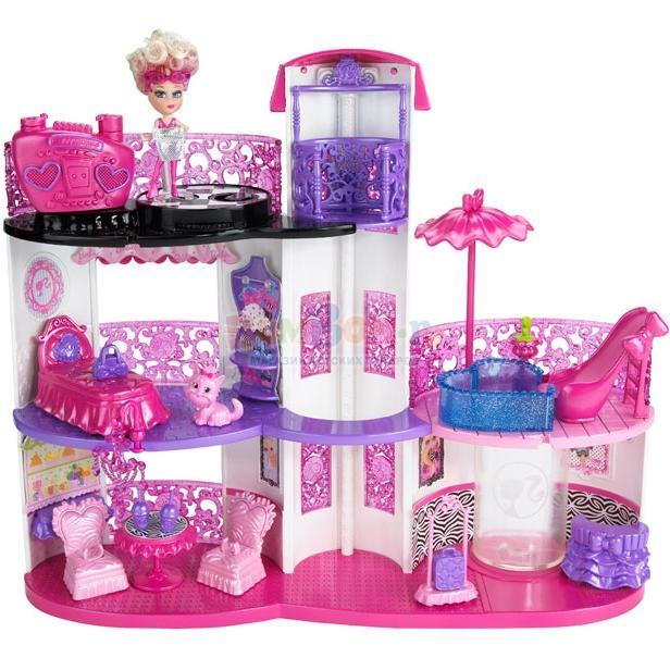 карманная маленькая кукла mini B мини Барби дом