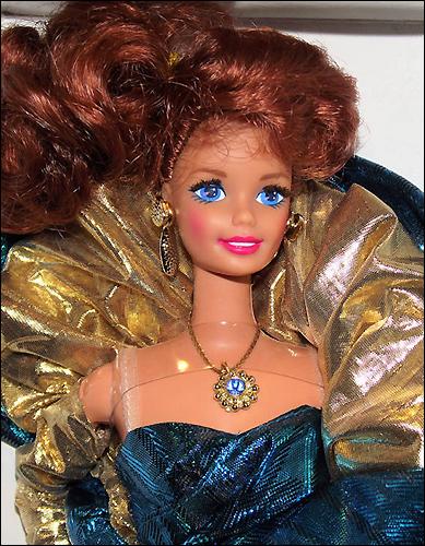 коллекционная кукла Барби Benefit Ball Barbie