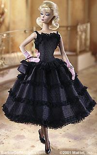 одежда для коллекционной куклы Барби Silkstone Barbie