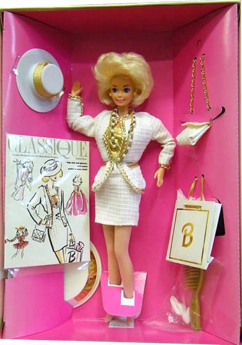 коллекционная Барби City Style Barbie