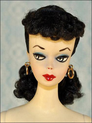 винтажная кукла Барби первая 1959